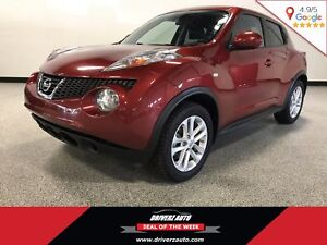 2014 Nissan Juke SV CLEAN CARPROOF, TURBO, BLUETOOTH