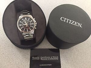 CITIZEN stainless steel men's watch Cooloongup Rockingham Area Preview
