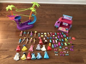 Polly Pocket Collection $35 obo