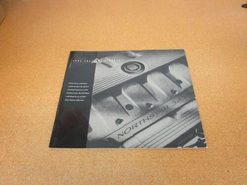 ORIGINAL 1993 Cadillac Allante only sales brochure BIG 28 page literature
