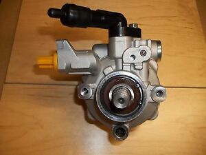 New Power Steering Pump  For Subaru Forester Impreza Legacy Outback  5618