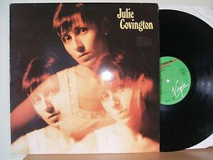 JULIE-COVINGTON-S-T-LP-1978-Virgin-V2107-A1-B2-Ex-Ex