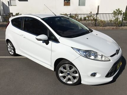 Ford Fiesta Zetec Chatswood Willoughby Area Preview