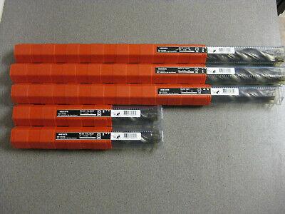 X5 New Hilti Sds Max Te-yx Sds Plus Te-cx Concrete Masonry Hammer Drill Bit