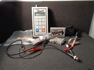 Microtest Cable Scanner Waccessories Tested Good