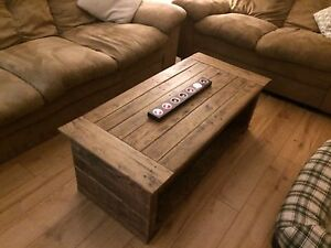 CUSTOM PALLET FURNITURE