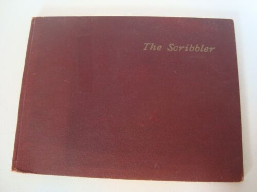 Vintage The Scribbler (Hardcover) by Vincent Siemion (Author)