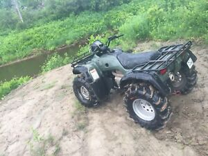 Trade my 4x4 atv for sportbike or dirtbike