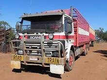 Scania Body Truck prime mover, road train rated. Darwin Region Preview