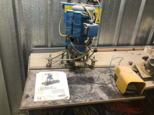 Hettich Blue Max Mini PM Hinge Boring Machine Cabinet Hinge Borer