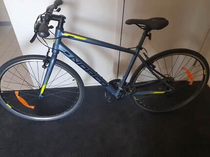 Bike + Helmet +Lock