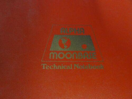 Alpha Moonbase Technical Notebook Official Edition 1977