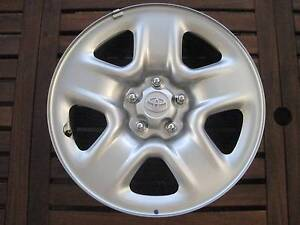 Genuine Toyota Rims - Excellent Condition - Bargin Wanneroo Wanneroo Area Preview