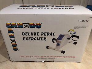 Cando - deluxe pedal exerciser