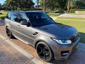 Range Rover sport se turbo diesel  Biggera Waters Gold Coast City Preview