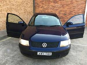 **2000 Volkswagon Passat Sedan**6 Months Rego***1.8Litre Turbo** Roselands Canterbury Area Preview