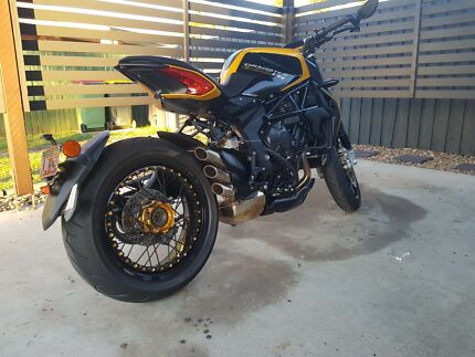 MV Agusta Brutale 800 Dragster RR Burpengary Caboolture Area Preview