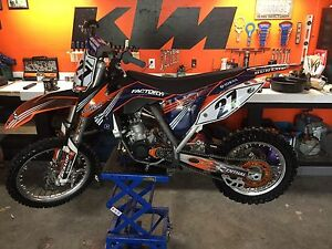 2013  KTM 85 SX Awesome Shape
