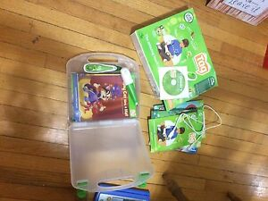 Leap frog tag