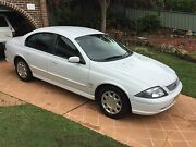 2002 AUIII Falcon. 125kms, 5 months Rego. Umina Beach Gosford Area Preview