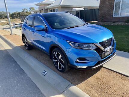 2019 Nissan Qashqai Ti Continuous Variable 4d Wagon Thurgoona Albury Area Preview