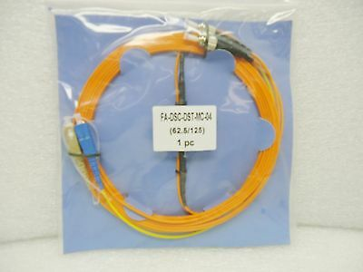 (NEW) Fiber Optic 4m SC Equipment to ST Mode Conditioning Cable FA-DSC-DST-MC-04 - Mode Conditioning Fiber Optic
