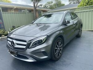 2014 Mercedes-benz Gla 200cdi 7 Sp Auto Dual Clutch 4d Wagon