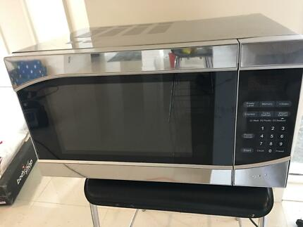 Target Stainless Steel 25 Litre Microwave Tmoss25