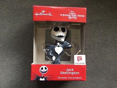 NEW Hallmark Jack Skellington Nightmare Before Christmas Ornament Decoration