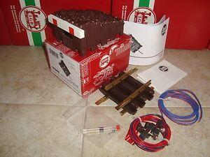 LGB 10345 AUTOMATIC TRAIN SHUTTLE REVERSING UNIT TRACK SET W/BUMPER NEW IN BOX!