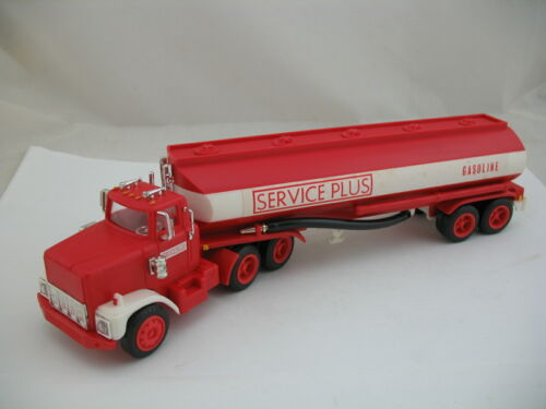 Service Plus Gasoline (Servco) 1978 Toy Tanker Truck (same as Hess 1977), w/ Box