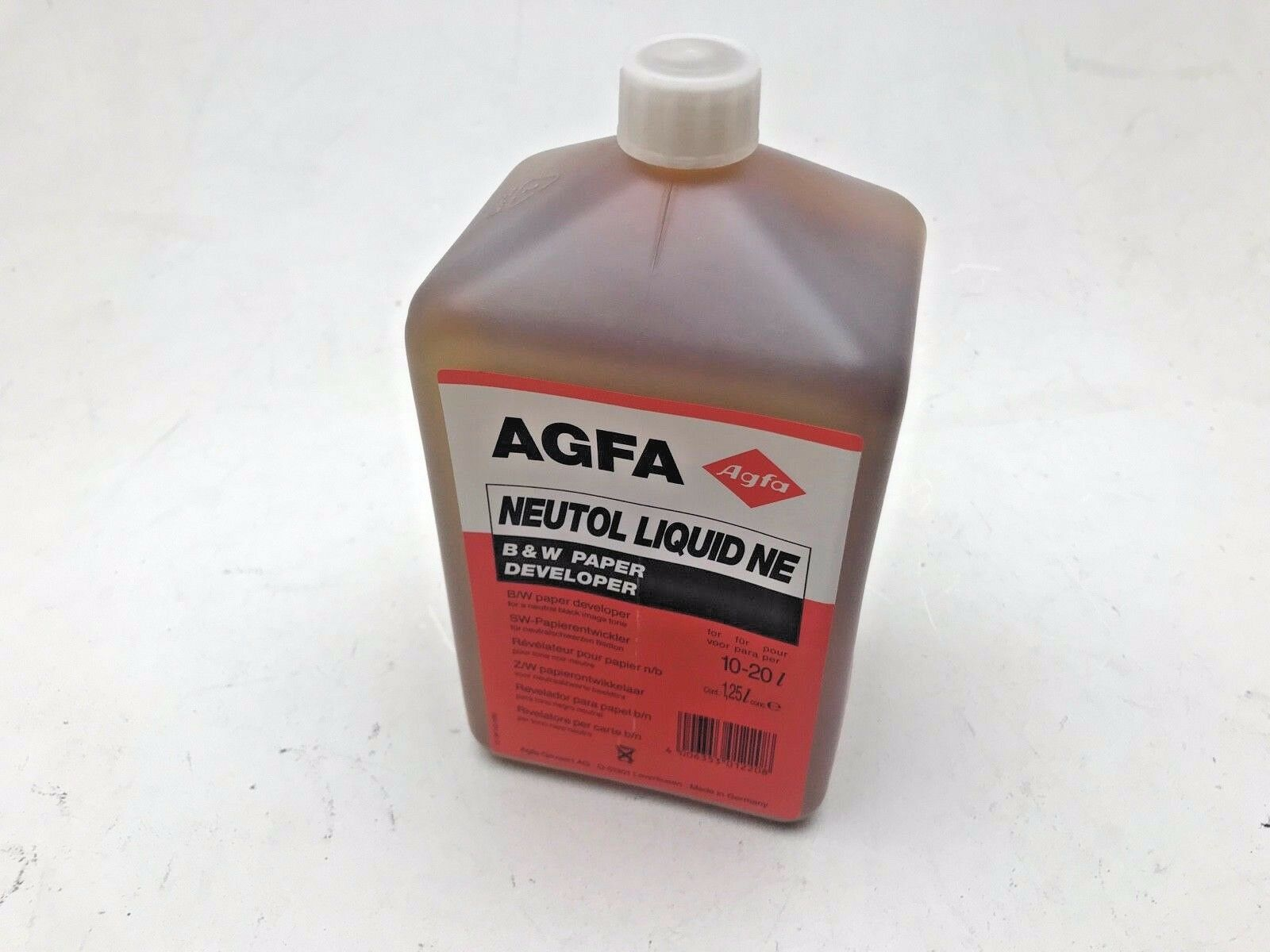 Agfa Neutol NE paper developer