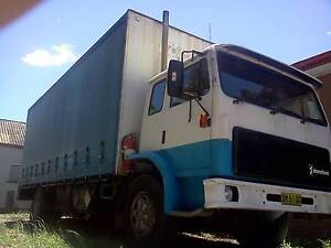 International 12 pallet tautliner truck Newcastle Newcastle Area Preview