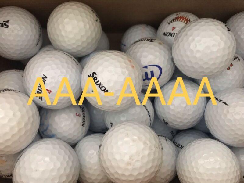 Srixon Golfbälle AAA-AAAA 50 Stück *Turnierqualität*
