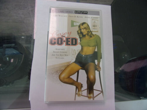 Casey the Co-Ed (UMD 2005) Sony PSP Rare Hard To Find