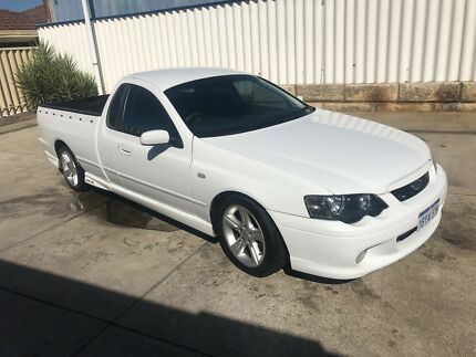 Ford Falcon XR6 Turbo AUTO  UTE