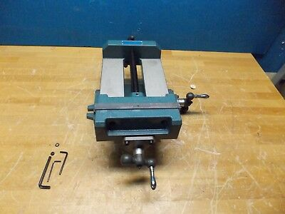 Wilton Horizontal Drill Press Vise 8 Jaw Width 8 Jaw Opening Cap.11698 Repair