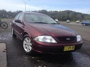 FALCON FORD AU SR Mount Ousley Wollongong Area Preview