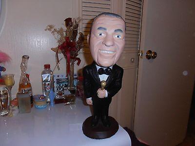 Esco Statue  Frank Sinatra With Tuxedo  Excellent Condition