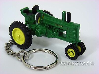 John Deere Model A Tractor Keychain for sale  Shipping to India