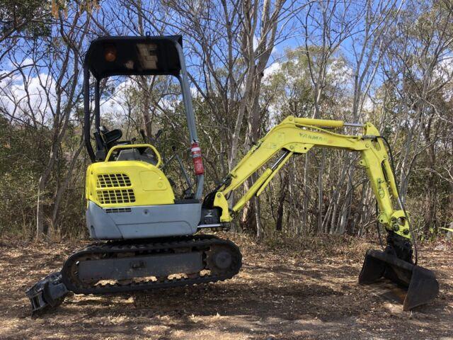 Yanmar Vio15 Construction Equipment Gumtree Australia