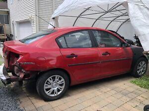 Mazda 3.  2005