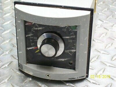 Thermo Electric 0-600 Degree Fahrenheit Temperature Controller Isa-j 323066130