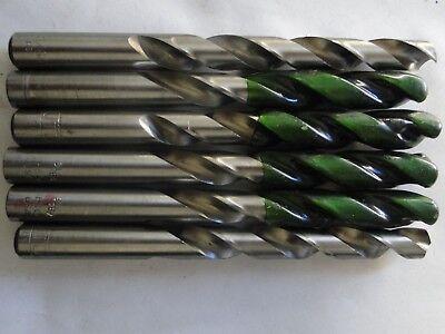 Drill Bit 27//64 Brz//Blk Oxide H//D