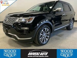 "2018 Ford Explorer Platinum ""LONG WEEKEND CRAZY DEAL"" CLEAN C..."