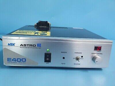 Nsk Nakanishi Astro E400 Ne52 Brushless Spindle Motor Controller 1