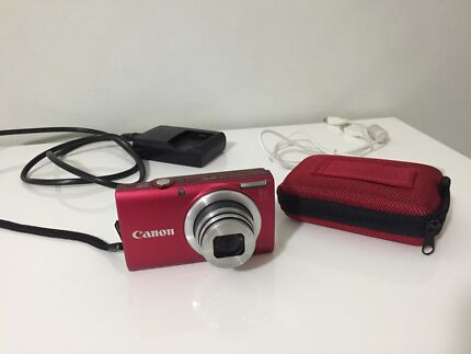 Canon 16.0 MP Camera with free kit  Moorooka Brisbane South West Preview