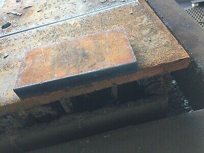 1 X 6 X 6 Steel Flat Bar Plate 1 Thick  Welding Bench Plate