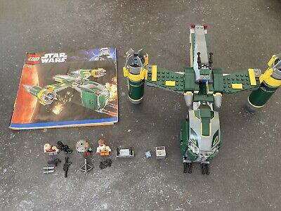 Lego Star Wars Bounty Hunter Assault Gunship Set 7930 Clone Wars