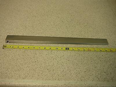 Bridgeport Mill Part J Head Milling Machine Knee Column Gib 2060146 M1158 New